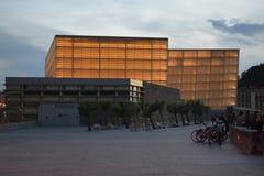 Kursaal Donostia Immagine Stock Libera da Diritti