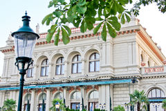 Kursalon HÃ ¼ bner, Wiedeń Obrazy Royalty Free