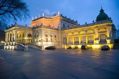 Kursalon Huebner à Vienne/en Autriche Photo stock