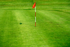 kursowy golf Fotografia Royalty Free