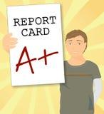 A+ Kursteilnehmer Lizenzfreie Stockbilder