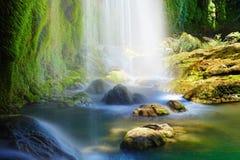 Kursunlu vattenfall, Turkiet Royaltyfria Bilder