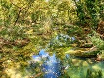 Kursunlu Waterfall - Antalya - Turkey Stock Photography
