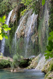 Kursunlu Waterfall Nature Park near Antalya Royalty Free Stock Photography