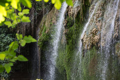 Kursunlu Waterfall Nature Park near Antalya Royalty Free Stock Image
