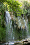 Kursunlu Waterfall Nature Park near Antalya. Royalty Free Stock Images