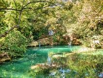 Kursunlu Waterfalls - Antalya - Turkey Stock Photo