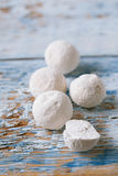 Kurt kurut - asian dried yogurt balls Royalty Free Stock Images
