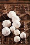 Kurt kurut - asian dried yogurt balls Royalty Free Stock Photo