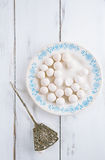 Kurt kurut - asian dried yogurt balls Stock Image