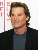Kurt Russell. Actor Kurt Russell arrives on the red carpet for the premiere of Poseidon at the 5th Annual Tribeca Film Festival.  The venue was the Tribeca Royalty Free Stock Photography