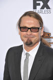 Kurt Sutter. LOS ANGELES, CA - SEPTEMBER 7, 2013: Kurt Sutter at the season 6 premiere of Sons of Anarchy at the Dolby Theatre, Hollywood Stock Images