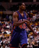 Kurt Thomas New York Knicks Arkivbild