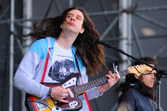 Kurt Vile performs at Heineken Primavera Sound 2013 Festival Stock Images