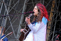 Kurt Vile performs at Heineken Primavera Sound 2013 Festival Stock Image