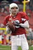 Kurt Warner. Quarterback for the Arizona Cardinals Royalty Free Stock Images