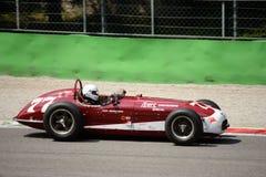 1954年Kurtis 500C印第安纳波利斯跑车汽车 免版税图库摄影