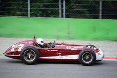1954年Kurtis 500C印第安纳波利斯跑车汽车 图库摄影