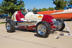 1955 Kurtis-Kraft Midget Race Car Royalty Free Stock Image