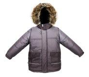kurtka ciepła Zdjęcie Stock