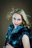 kurtki kobieta zdjęcie royalty free