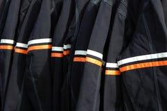 kurtki odzwierciedlające koszty Obraz Royalty Free