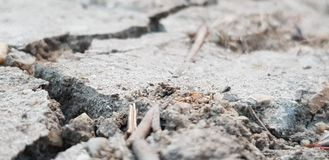 Kuru-toprak stockbilder