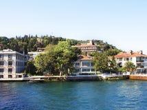 Kurucesme/Стамбул стоковая фотография rf