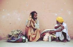 KURUKSHETRA, HARYANA, ÍNDIA Imagens de Stock Royalty Free