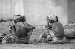 KURUKSHETRA, HARYANA, INDIEN Stockfotos