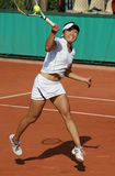Kurumi NARA (JPN) at Roland Garros 2010 Stock Photos