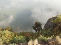 Kurunjimalai dolina Zdjęcie Royalty Free