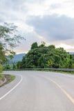 Kurve der Straße Lizenzfreies Stockbild