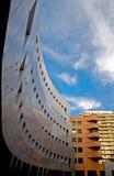 Kurvenarchitektur Lizenzfreies Stockfoto