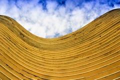 Kurvor i arkitektur Royaltyfri Foto