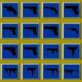 Kurze Waffen Lizenzfreie Stockfotografie