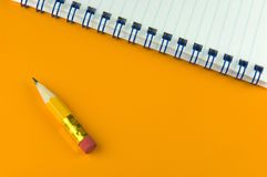 Kurzer Bleistift stockbilder