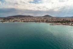 Kusadasi Seaview Royalty Free Stock Image