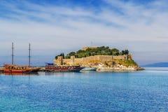 Kusadasi, Turkije royalty-vrije stock foto