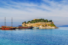 Kusadasi, Turquia Foto de Stock Royalty Free