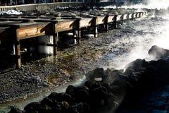 Kusatsu onsen Image libre de droits