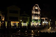 Kusatsu onsen Stock Photos