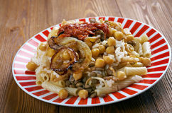 Kushari Royalty Free Stock Photo