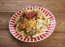 Kushari Royalty Free Stock Images