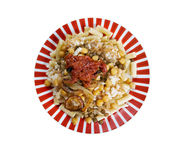 Kushari Royalty Free Stock Photography