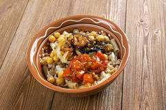 Kushari Royalty Free Stock Image