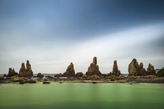 Kushimoto, Japan Coast Royalty Free Stock Photography