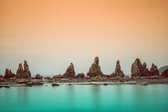 Kushimoto, Japan Coast Royalty Free Stock Photo