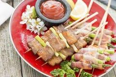 Kushiyaki Stock Image