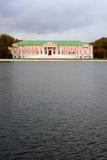 Kuskovo公园在莫斯科 宫殿1769-75 库存照片